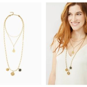 :: Stella & Dot⚜️3-in-1 Dez Layering Necklace